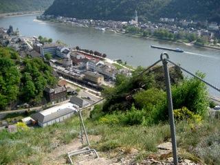 Klettersteig Nochern : Spd am mittelrhein legt 10 punkte für masterplan vor loreley